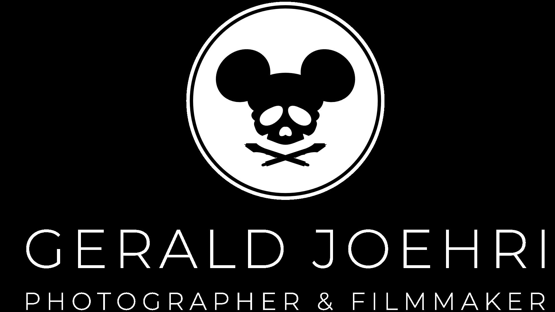 GeraldJoehri Logo